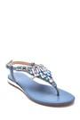 5638267250 Kadın Taşlı Renkli Sandalet