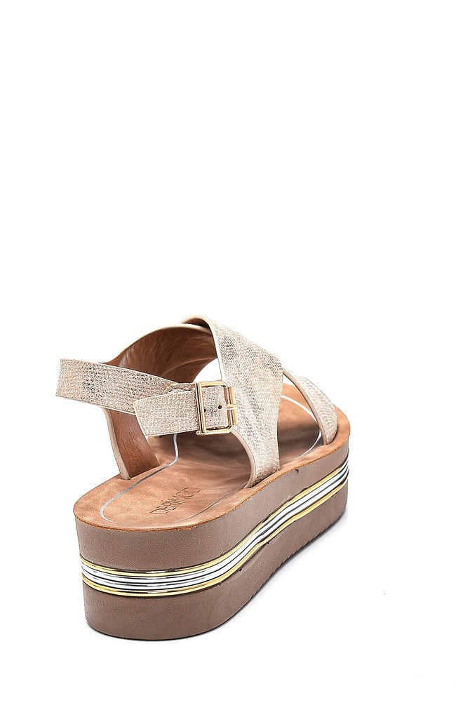 5638262429 Kadın Casual Sandalet