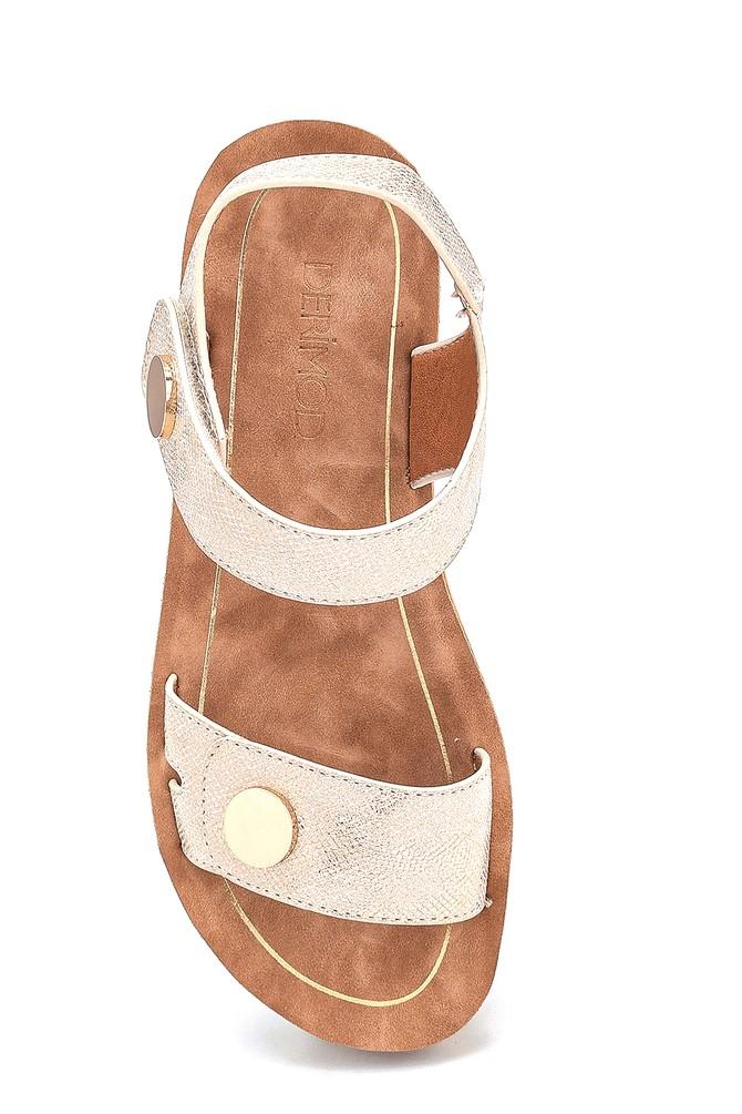 5638262448 Kadın Casual Sandalet