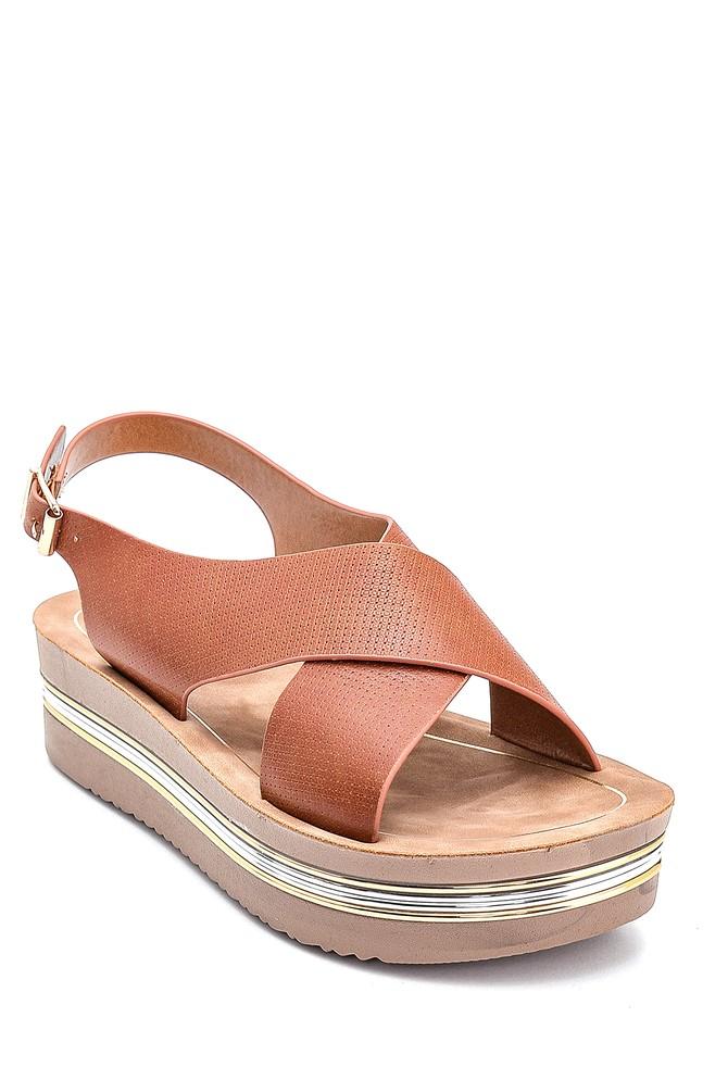 5638263677 Kadın Casual Sandalet
