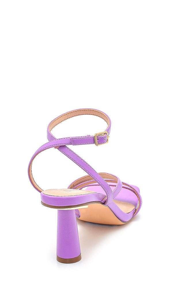 5638267374 Kadın Casual Topuklu Sandalet