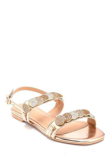 Bej Kadın Casual Sandalet 5638268614