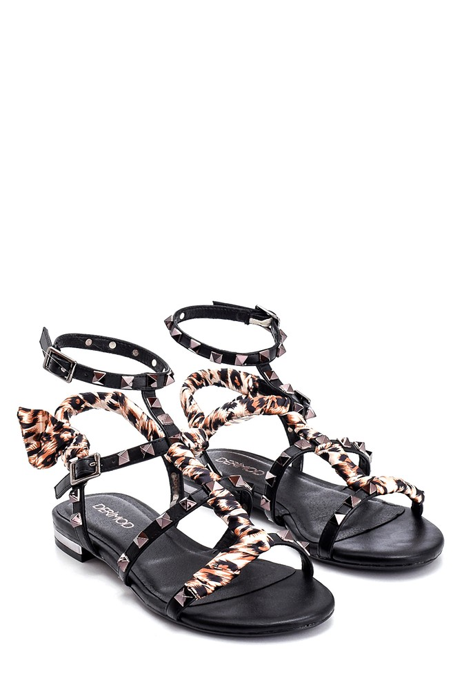 5638135747 Kadın Casual Sandalet