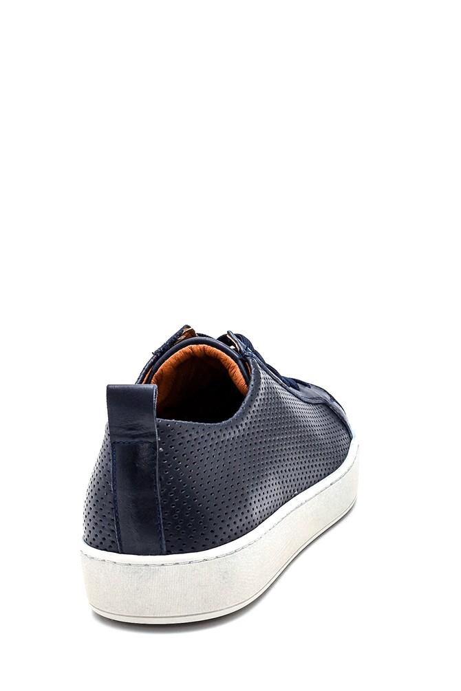 5638257912 Erkek Deri Sneaker
