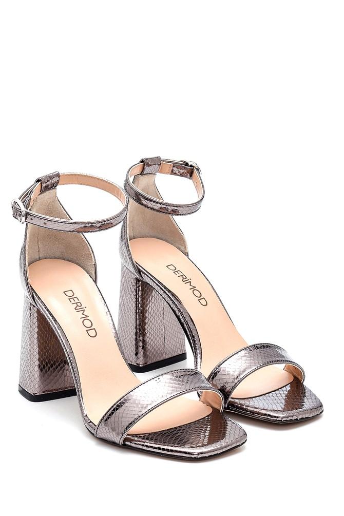 5638273657 Kadın Yüksek Topuklu Sandalet