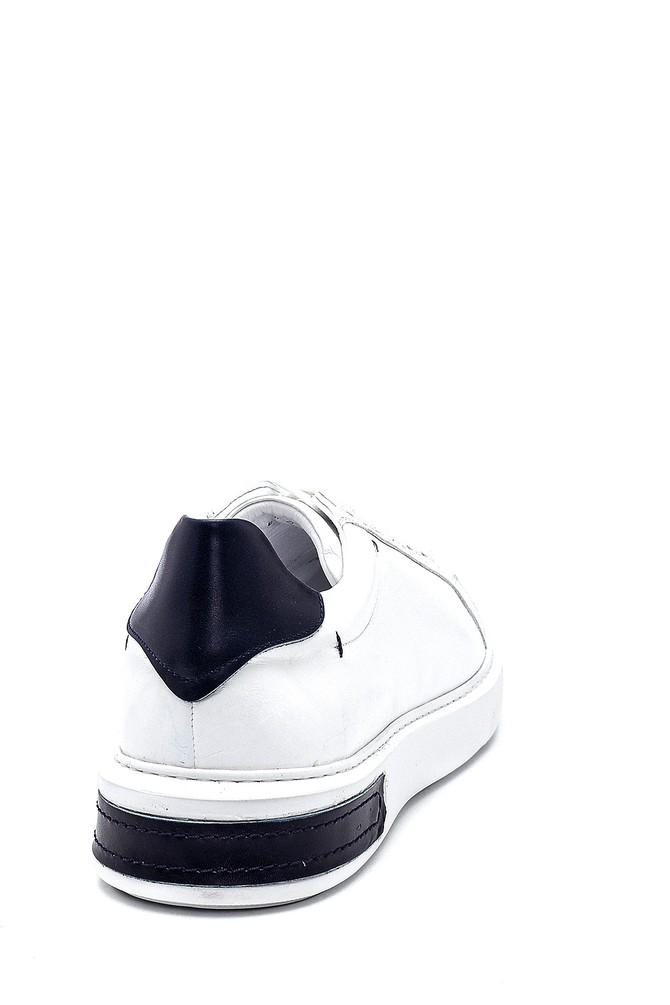 5638277084 Erkek Deri Sneaker