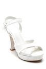 5638261112 Kadın Platform Topuklu Sandalet