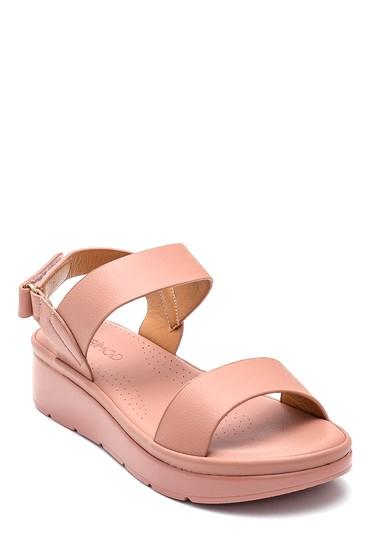 Pembe Kadın Casual Sandalet 5638261810