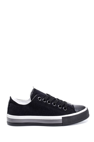 Siyah Kadın Sneaker 5638277346