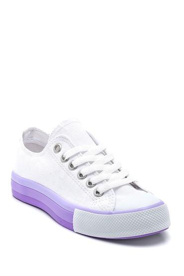 Beyaz Kadın Sneaker 5638277347