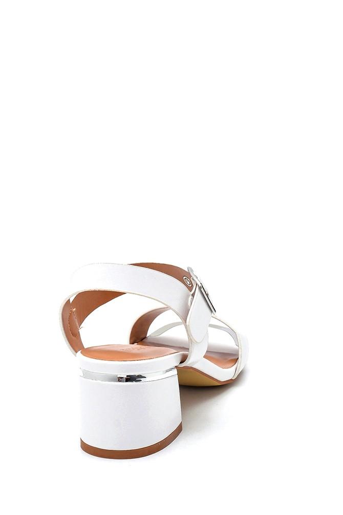 5638263327 Kadın Casual Topuklu Sandalet