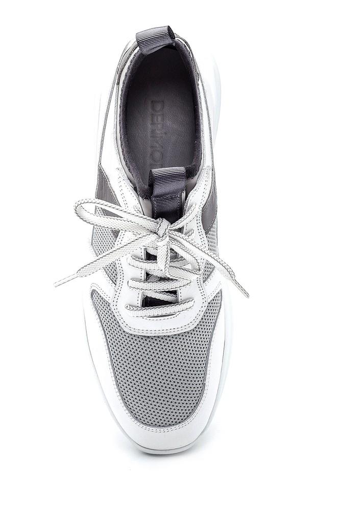 5638325173 Erkek Deri Sneaker