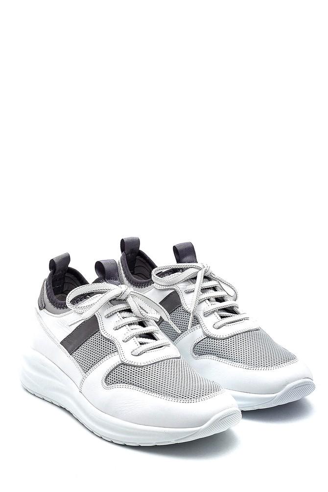 5638325163 Erkek Deri Sneaker