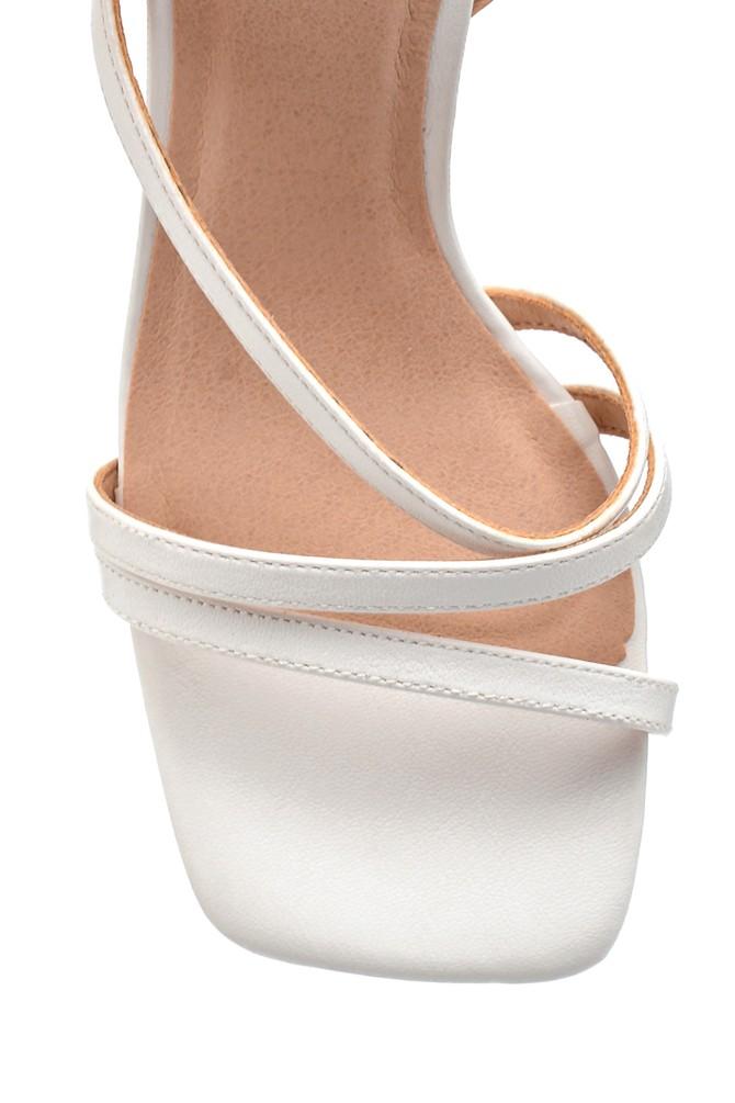 5638267375 Kadın Casual Topuklu Sandalet