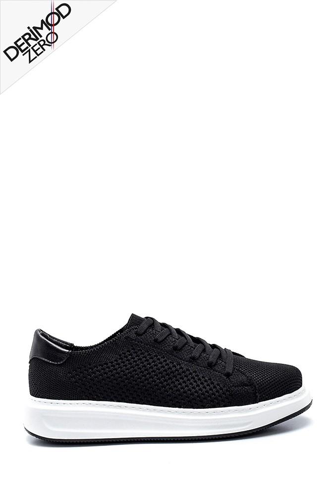 Siyah Erkek Çorap Sneaker 5638257951