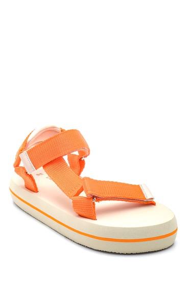 Turuncu Kadın Sandalet 5638330462