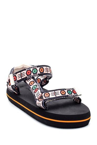 Bej Kadın Sandalet 5638330466
