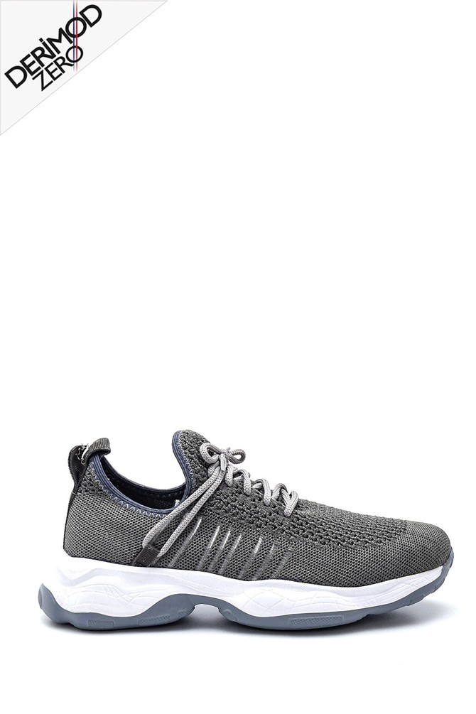 Gri Erkek Sneaker 5638274965