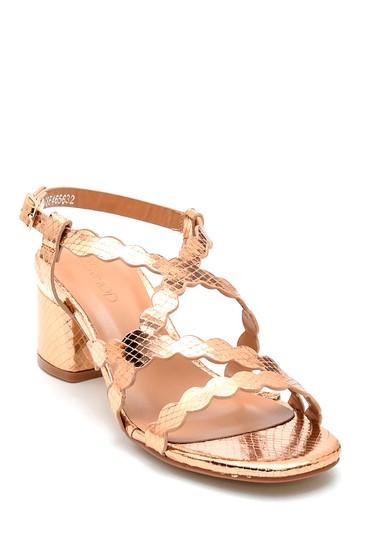Pembe Kadın Casual Sandalet 5638263308