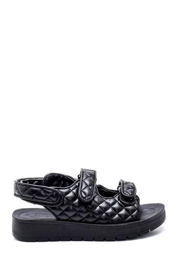 Siyah Kadın Casual Sandalet 5638271239