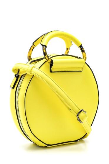 Sarı Kadın Casual Kol Çantası 5638258464