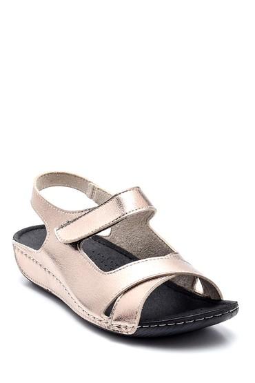 Platin Kadın Casual Sandalet 5638277685