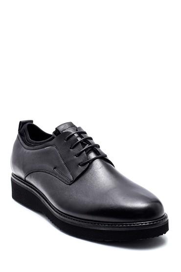 Siyah Erkek Deri Casual Ayakkabı 5638307639