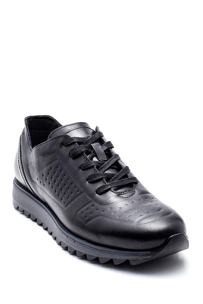 5638311688 Erkek Deri Sneaker