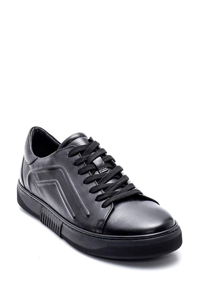5638317262 Erkek Deri Sneaker