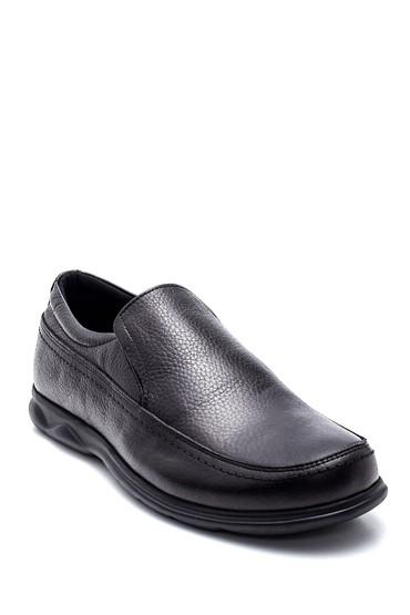 Siyah Erkek Deri Ayakkabı 5638318993