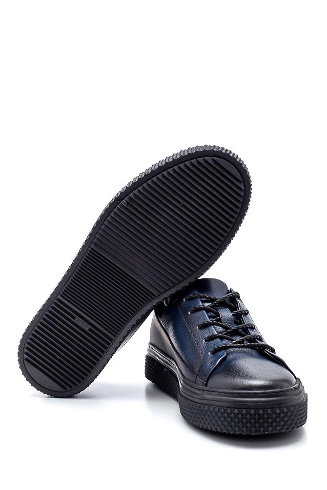 5638331886 Erkek Deri Sneaker