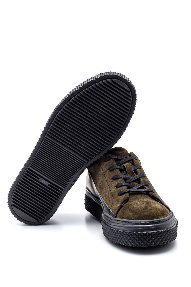 5638331892 Erkek Süet Deri Sneaker