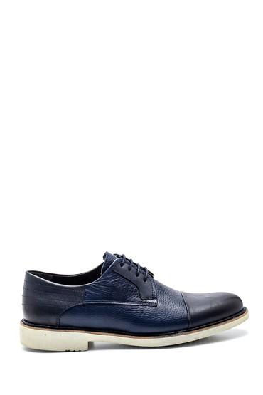 Lacivert Erkek Deri Klasik Ayakkabı 5638343476