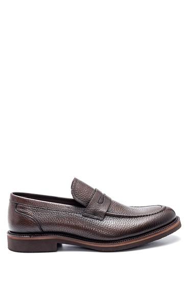 Kahverengi Erkek Deri Casual Ayakkabı 5638307606