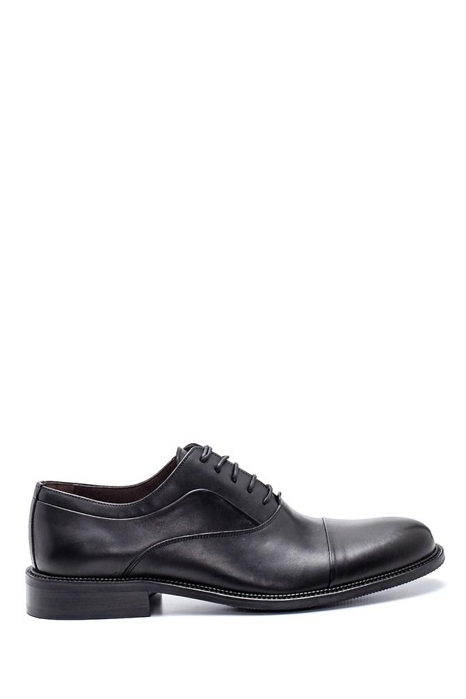 Siyah Erkek Deri Ayakkabı 5638307792