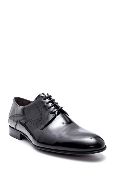 Siyah Erkek Deri Klasik Ayakkabı 5638307874