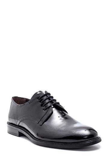 Siyah Erkek Deri Klasik Ayakkabı 5638314276