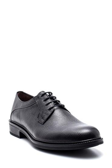 Siyah Erkek Deri Klasik Ayakkabı 5638314294