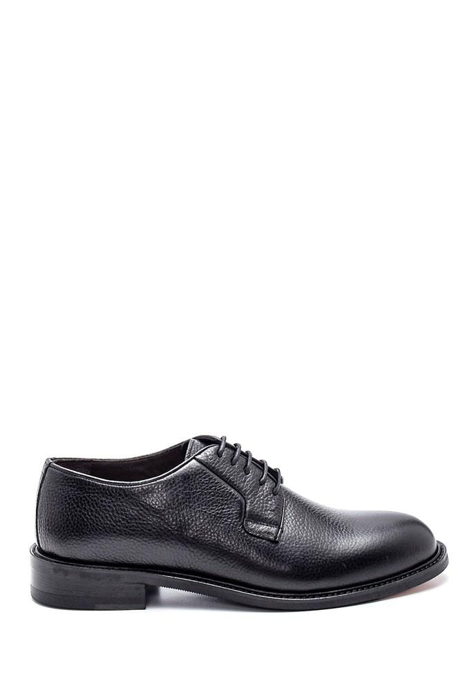 Siyah Erkek Deri Klasik Ayakkabı 5638314393