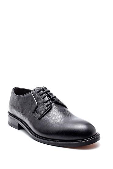 Siyah Erkek Deri Casual Ayakkabı 5638314393