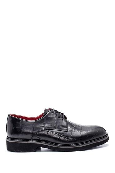 Siyah Erkek Deri Casual Ayakkabı 5638314608