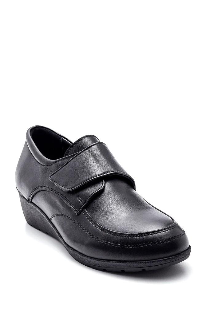 5638306151 Kadın Deri Ayakkabı