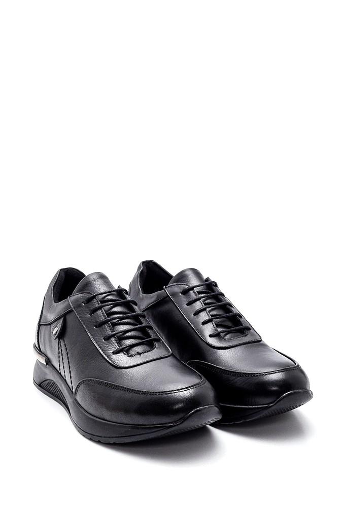 5638306201 Kadın Deri Sneaker