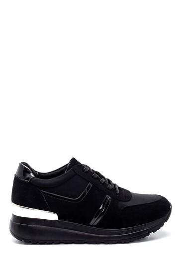 Siyah Kadın Casual Ayakkabı 5638328156