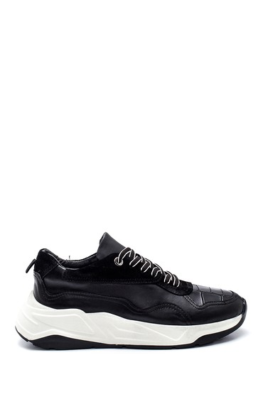 Siyah Erkek Sneaker 5638331820