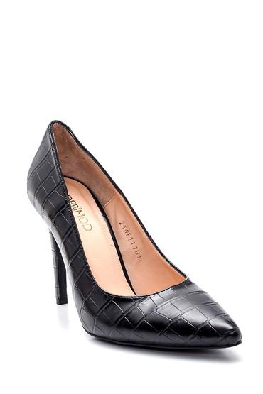 Siyah Kadın Gova Stiletto 5638331501