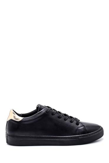 Siyah Kadın Sneaker 5638337124