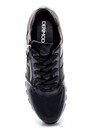 5638328097 Kadın Fermuar Detaylı Sneaker