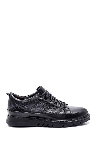 Siyah Erkek Deri Ayakkabı 5638309745