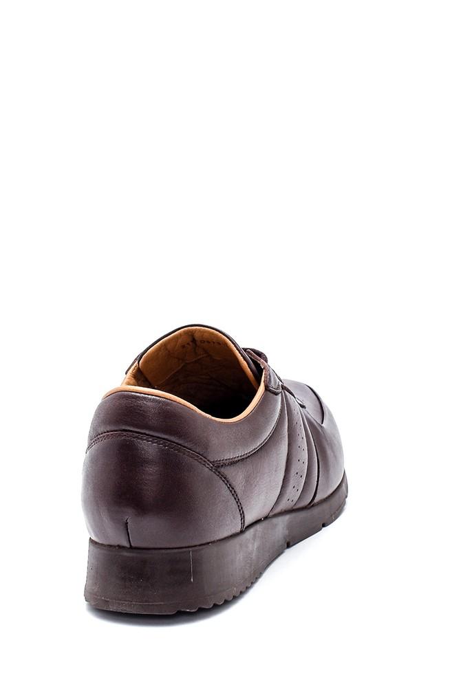 5638309780 Erkek Deri Sneaker